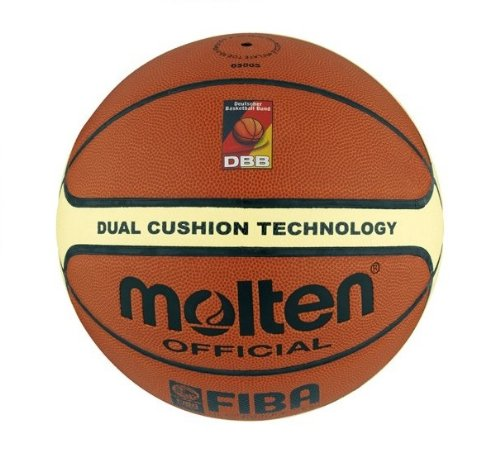 Molten Indoor Outdoor Wettspiel Basketball BGG7