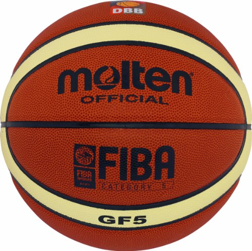 Molten Indoor Outdoor Wettspiel Basketball GF7