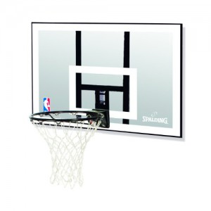Spalding Basketballkorb NBA Acrylic Backboard - Outdoor Basketball
