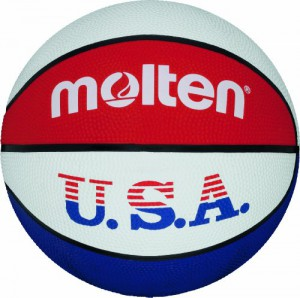 Molten Outdoor Basketball BC7R-USA Einsteiger und Kinder