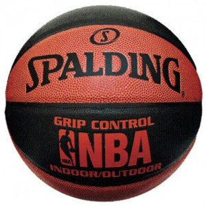 Spalding Indoor Outdoor Basketball NBA Grip Control