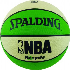 Spalding Outdoor Basketball NBA Recycle