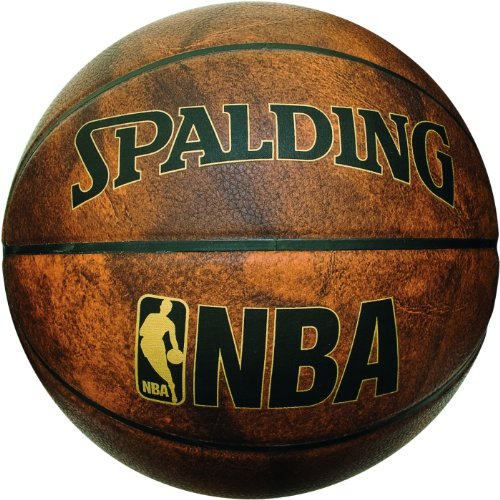 Spalding Indoor Outdoor Basketball NBA Heritage