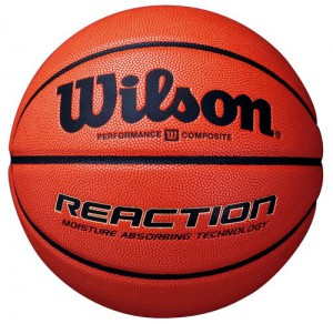 Wilson Reaction Indoor Outdoor Basketball