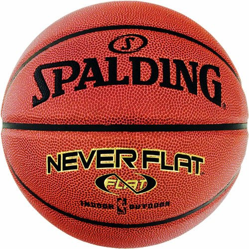Spalding Indoor Outdoor Basketball NBA Neverflat
