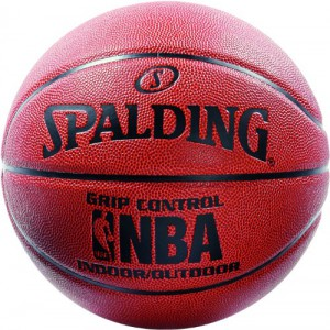 Spalding Basketball NBA Grip Control Indoor Outdoor