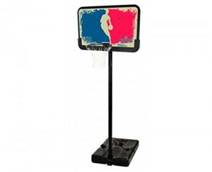 Spalding Basketballständer NBA Logoman Blue/Red