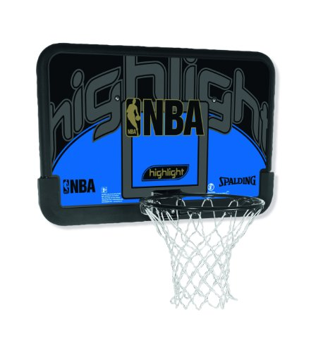 Spalding Basketballkorb Outdoor Backboard NBA Highlight