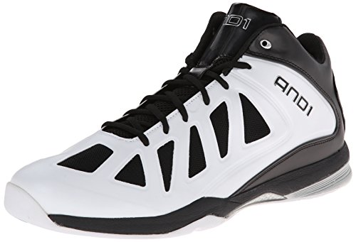 And1 BACKLASH MID Basketballschuhe