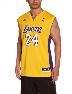 adidas Lakers Kobe Bryant NBA Replica Basketball Trikot