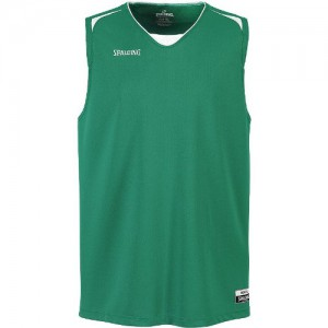 Spalding Attack Tank Top Basketball Shirt