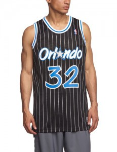 adidas Shaquille O'Neal NBA Orlando Magic Basketball Trikot