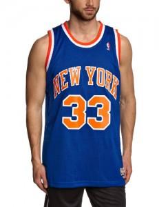 adidas Patrick Ewing NBA New York Knicks Basketball Trikot